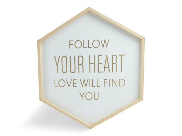 Tavla Hexagon - Follow Your Heart