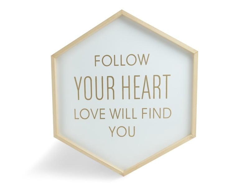 Tavla Hexagon - Follow Your Heart