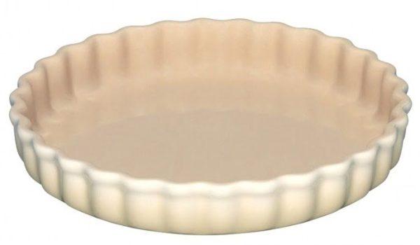 Le Creuset Pajform 28 cm Pearl