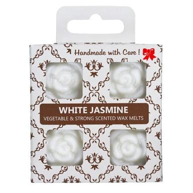 O.W.N Candles Miljövänligt&Handgjort Doftvax 2x 4-pack White Jasmine