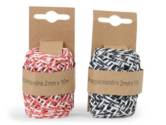 Dekorationsband 2-pack 2 färger