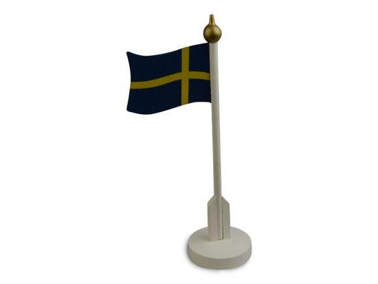 Svensk Flagga Bordsdekoration