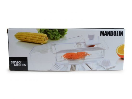 Mandolin Plast