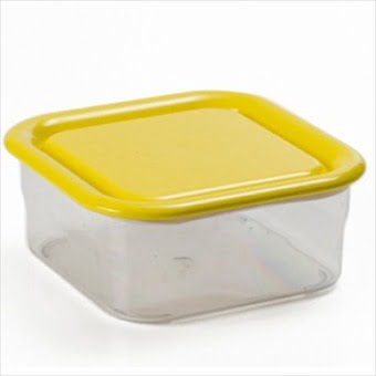 Sanaliving Förvaringsburk 1,6L Anti-Bakteriell