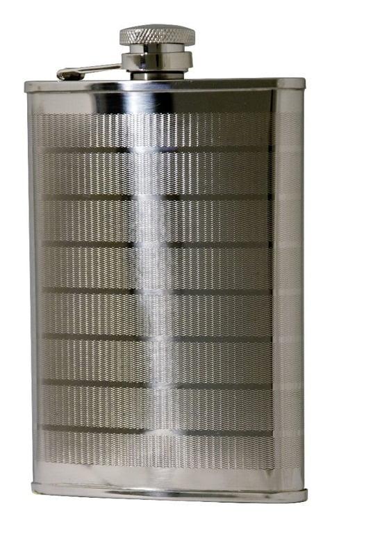 Dorre Fickplunta Rostfritt Stål med Blankt Mönster