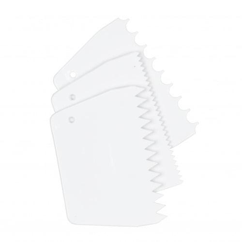Tala Mönsterskrapor 3-pack, sorterade mönster