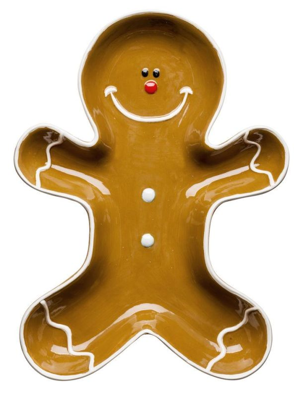 Sagaform Ginger pepparkaksgubbe skål