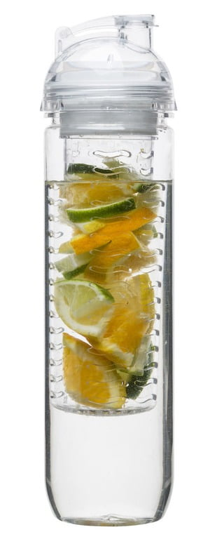Sagaform Fresh flaska med fruktkolv 80cl