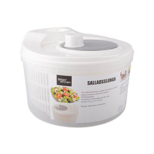 Senso Kitchen Salladsslunga vit