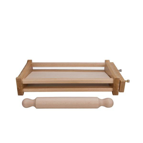 Eppicotispai Chitarra pastamaskin med 32 cm kavel