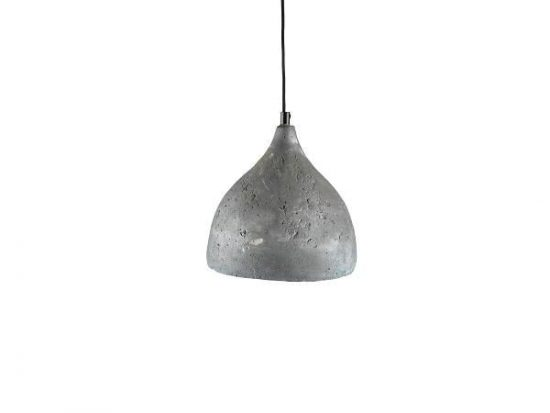 Villa Collection lampa grå cement