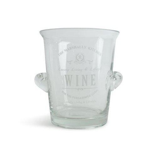 "Champangehink glas ""Luxury"""
