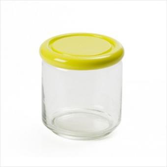Sanaliving Förvaringsburk Rund 0,75L Anti-Bakteriell