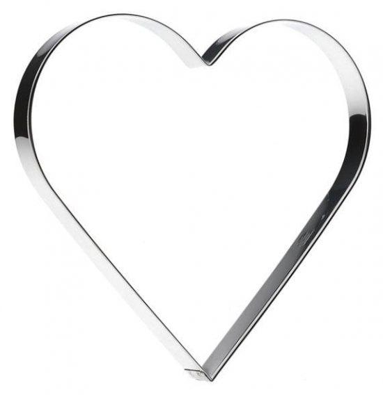 Gastromax Kakmått Hjärta