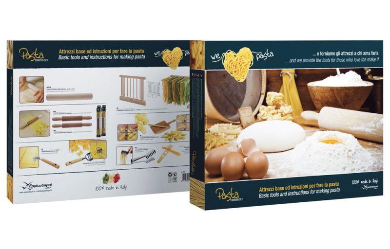 Eppicotispai Pasta start set