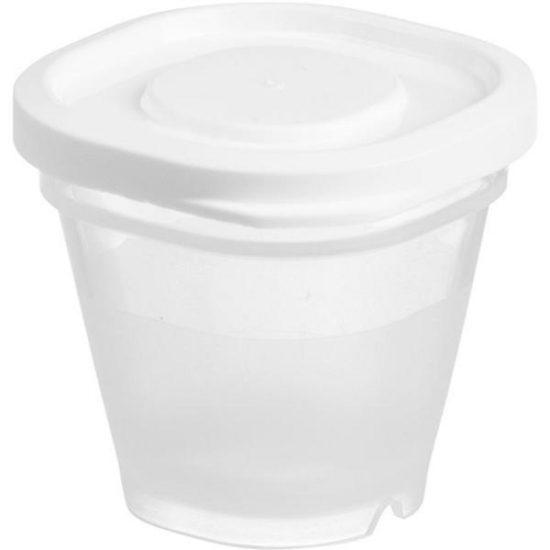 Gastromax Matförvaring/burk 0,5 dl 4-pack