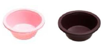 La Dolcetteria - Silikonform Mini 4 Delar