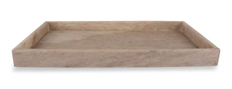 Marmor stor bricka 46 x 30 cm, From Living