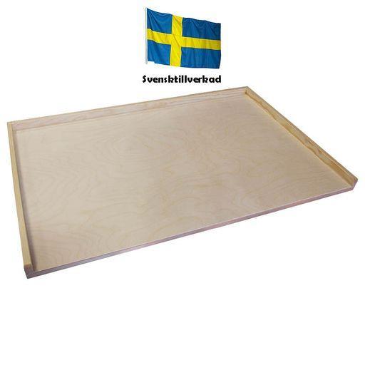 Bakbord 75x50 cm