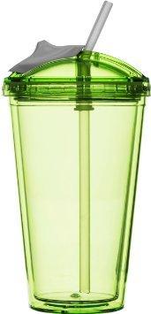 Smoothie mugg 0,45 liter Grön Sagaform