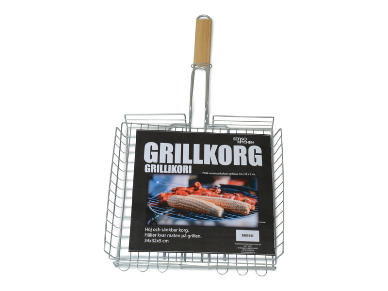 Grillkorg BBQ Stor Senso Kitchen