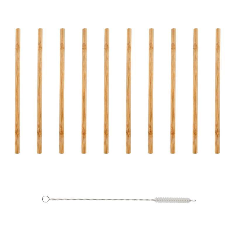 Sugrör bambu Bambi 10 st