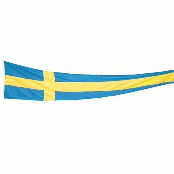 Korsvimpel Sverige 50x200cm