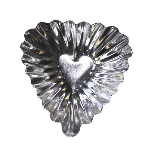 Mörmått Hjärta 7 cm 10-pack CJ
