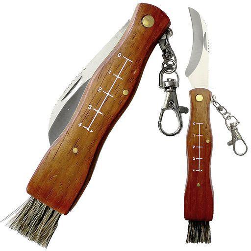 Svampkniv med borste 210mm CJ