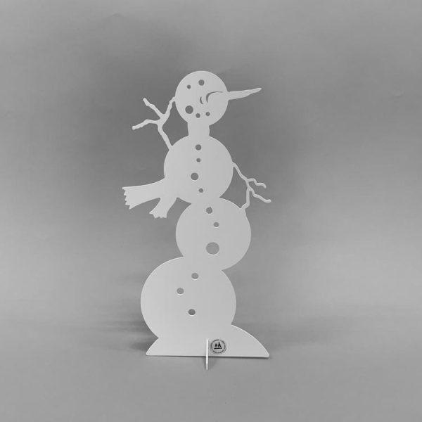 Jul / Vinter dekoration Snögubbe DennIs