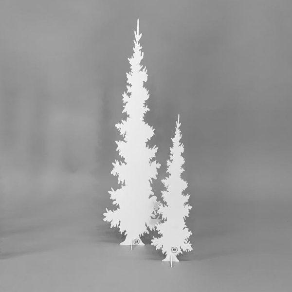 Jul / Vinter dekoration Gran
