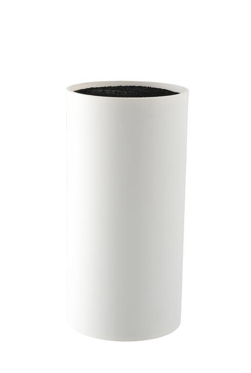Dorre Knivblock med Borst Gummerad yta höjd 22,5 cm