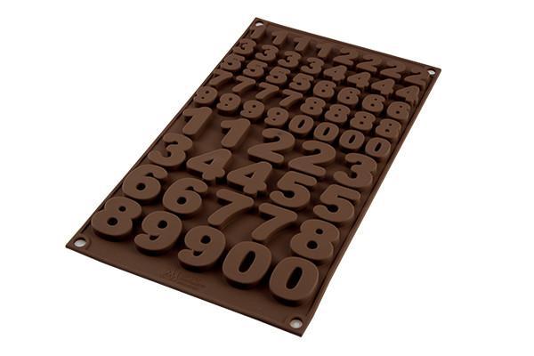 Choco 123 Silikomart